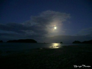 Lune Hahei Beach