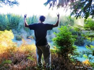 Marwin lac bleu