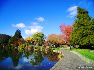 Rotorua en Nouvelle-Zélande