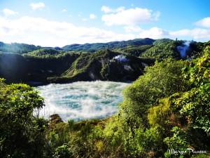 cratère waimangu