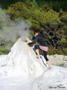 geyser Wai-O-Tapu