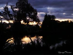 lac Kuirau Parc