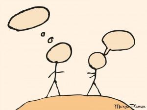 signification d'écouter