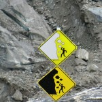 Danger Fox Glacier