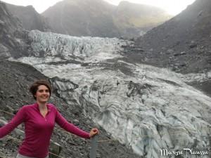 Pied du Fox Glacier