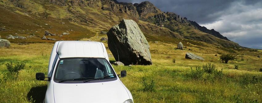 Voyager en camion 2 mois et remettre ça en Nouvelle-Zélande