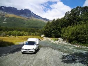 pourquoi voyager en van en Nouvelle-Zélande